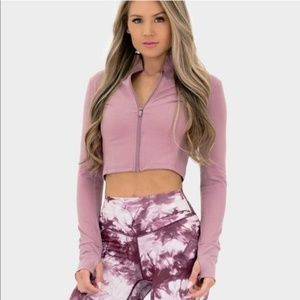 Balance Athletica The Elevate Cropped Zip